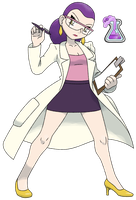 Gym Leader Virginia by sylver1984