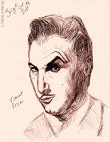 Vincent Price by TheMarchStudios