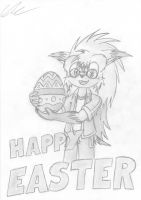 Happy Easter 2013 by EUAN-THE-ECHIDHOG
