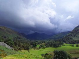 Lake District by RainingArrow