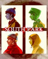 South Park by Alicechan