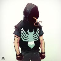 Casual Friday: Venom by AndrewKwan