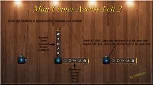 Mini Center Access Left 2 by Misteroizo