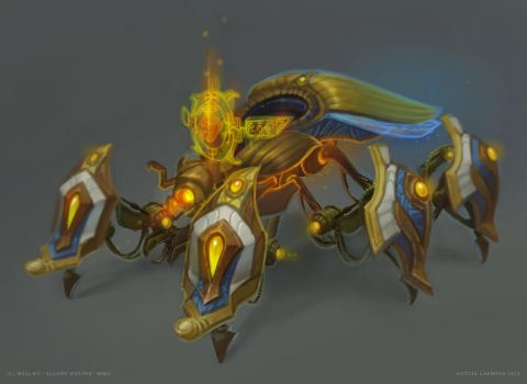 Mount Scarab by any-s-kill