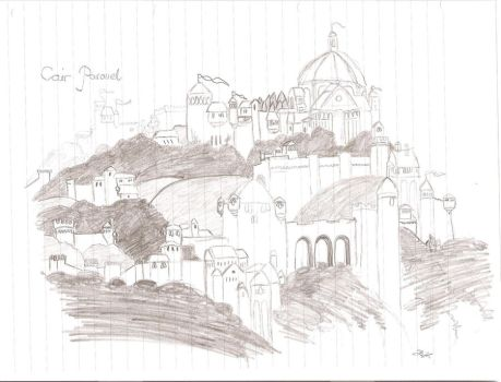 Cair Paravel by barbika1508