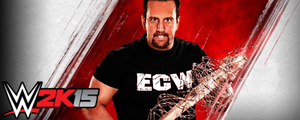 Custom WWE 2K15 Tommy Dreamer Signature by ThexRealxBanks