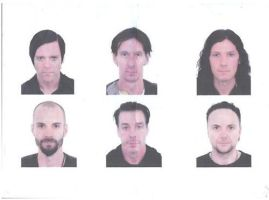Passport photos by rammoholic