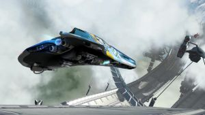 WipEout HD 003 by Craigie09090