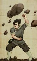 Rockin and Bolin by MerKatch