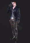 XPS - RE6 - Jake China W Jacket by henryque999