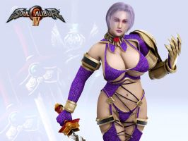 Ivy Soul Calibur 4 II by covenan