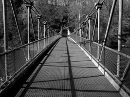 Fort Montgomery Footbridge by TheMightyQuinn