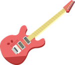 Guitar by Scrapplejack