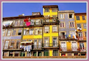 Colorful Porto II by YannosGATO