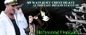 Hollywood Undead Paradise Lost by mad4medusa89