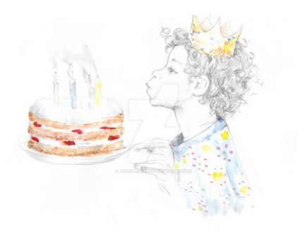 child birthday by Advenadesign