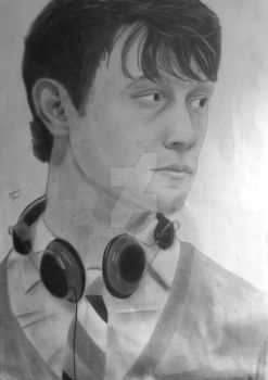 Mr Gordon Levitt by Bee-Minor