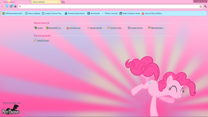 Pinkie Pie Jolly GC Theme by Julien12826