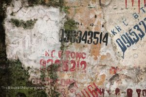 Wall Composition 3 by frankrizzo