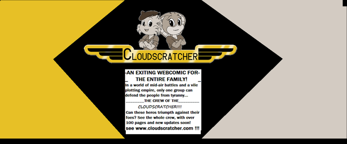Cloudscratcher Ad by Jadgtiger