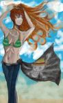 Nami - Between the Wind by obsessedovernothing