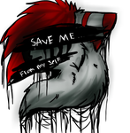 .:SAve mE FRom Myself:. by Timbermutt