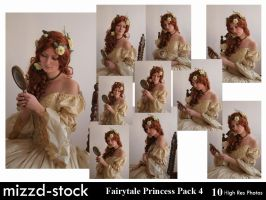 Fairytale Princess P Pack 4 by mizzd-stock