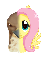 Morphing is Magic Cover Art - Tobias/Fluttershy by SanchaySquirrel
