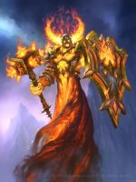Ragnaros by namesjames