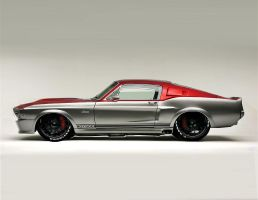 67 GT500 FastBack by lovelife81