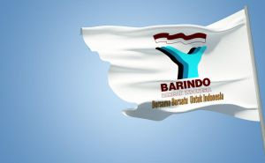 NEW BARINDO Wallpaper Flag by martinharris