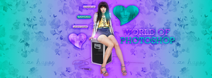 #World Of Photoshop by JustOfHeart