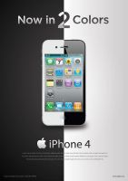 iPhone Ads (Assignment) by hyoori
