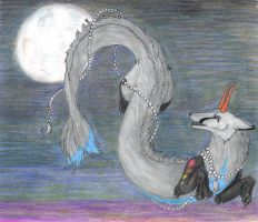 Sylphoid contest entry by Eclipsedwolf