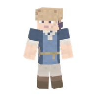 Donnel Minecraft Skin (With Download) by ArchdukeQWA