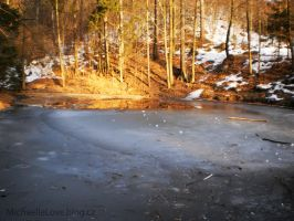 ice rink by MichaelQue