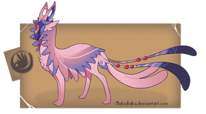 -Auction- Espeon Themed FC (CLOSED) by MahoHaku