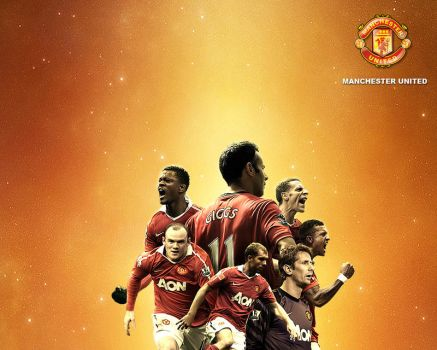 Manchester United by desperadofromhell