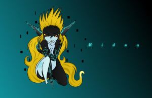 Midna MFG's Style - Wallpaper by The-Sky-Is-Up