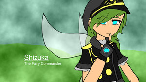 Shizuka: The Fairy Commander by Unknownfalling
