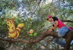 Pokemon Trainer: 'You think they'll notice?' by httpkoopa