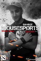 The Expendables - Mousesports - Bamboe Special Ed. by goldenhearted