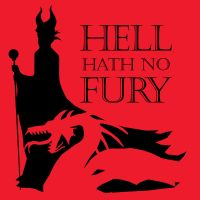 Hell Hath No Fury by JSRPhoenix