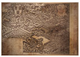 Minecraft XIX Century Map by Aulren