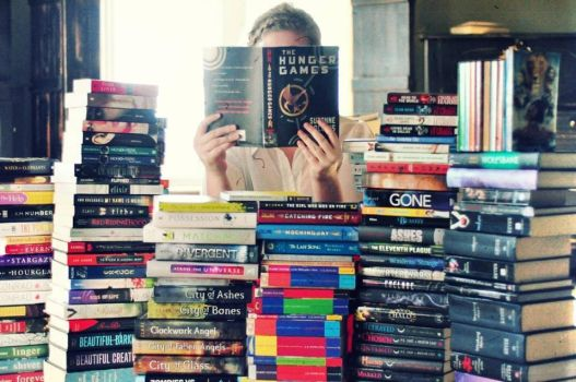 web de libros by MyHappinessLaali