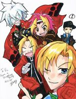 For Vic Mignogna by T3hb33