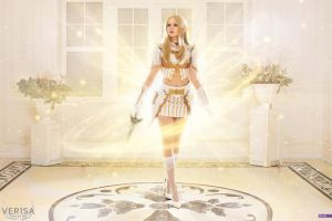 LineAge II cosplay - Elf by ver1sa