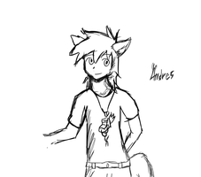 WIP- Andres by alex982