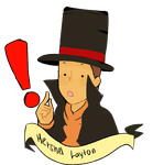 Hershel layton by musicandsketches