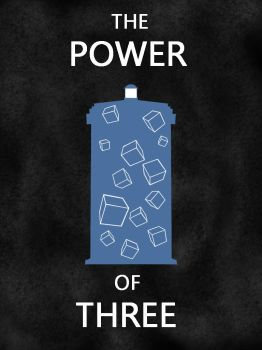 Doctor who S7E04 - The Power of Three by Mr-Saxon
